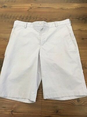 Mens Nike Golf Fit-Dry Shorts Size 32