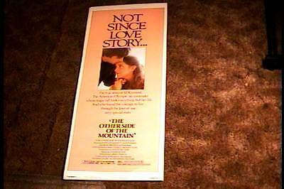 Other Side Of The Mountain 1975 Rolled Insert 14X36 Movie Poster