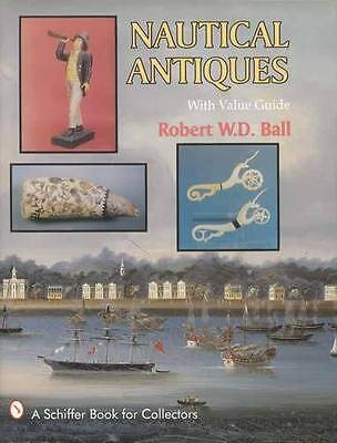Nautical Antiques Collector Guide: Whale Schrimshaw, Model Ships, Instruments