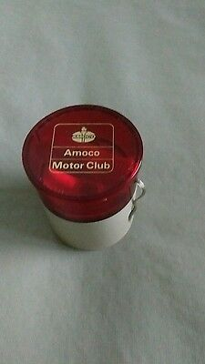Vintage Amoco Motor Club Emergency Light (Plug in to lighter)