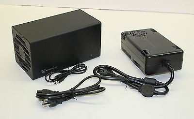 BNIB BUTTERFLY LABS 60 GHs Proof Of Work Bitcoin Miner Power Supply US 120V