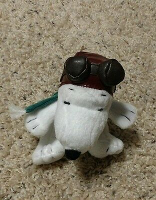 MetLife Snoopy plan toy - Red Baron