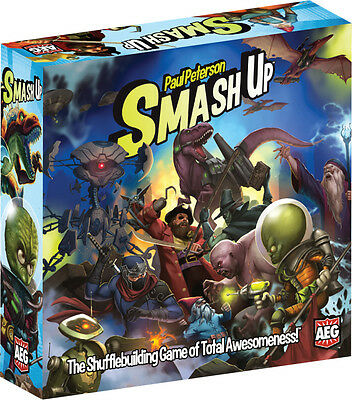 SMASH UP - Card Game (AEG) #NEW