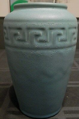 OLD ANTIQUE Rookwood Arts and Crafts Fine Art POTTERY Ceramic Vase Artist signed