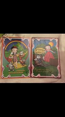 Betty Boop Tin Signs