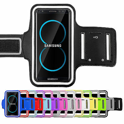 Sports Gym Armband Arm Case Holder Running Exercise for Samsung Galaxy S8/ Plus+