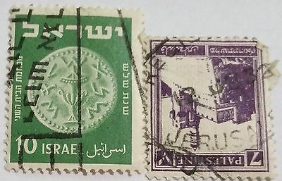 Palestine    Used Stamps  Scu555Kk ....worldwide Stamps