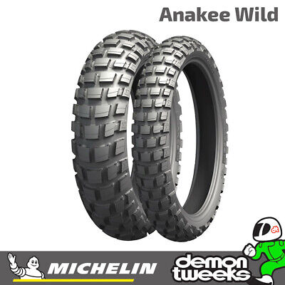 Michelin Anakee Wild 90 90 R21 (54R) TL Front Trail / Adventure Motorcycle Tyre