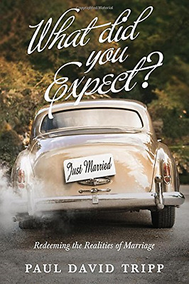 What Did You Expect?: Redeeming the Realities of Marria - Paperback NEW Paul Dav