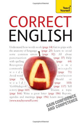 Correct English - Paperback NEW Phythian, B.A.  2010-07-30