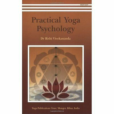 Practical Yoga Psychology - Paperback NEW Vivekananda, Dr 2005-11-01