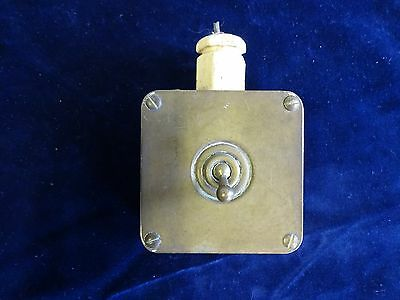 Classic Vintage Britmac 6051 Industrial Factory Single Light Switch