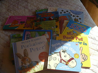 20 Baby/childrens Books Suit Boy