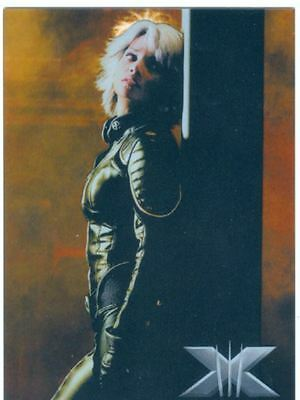 X Men 3 The Final Stand Take A Stand Chase Card T2 Storm
