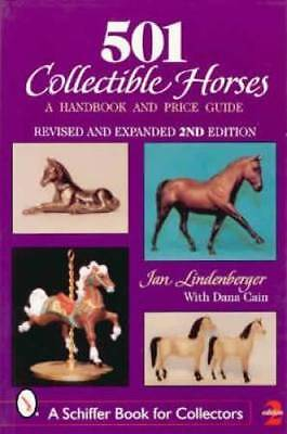 501 Collectible Horses Price ID Guide 2nd Ed incl Toys Figurines & More