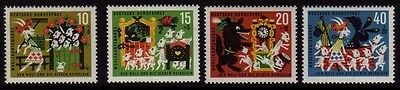 W Germany 1963 Humanitarian Relief SG 1322/5 MNH