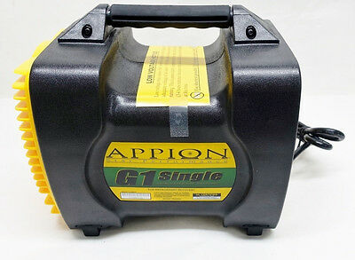 Appion G1 Single Refrigerant Recovery Unit 07/B7762A