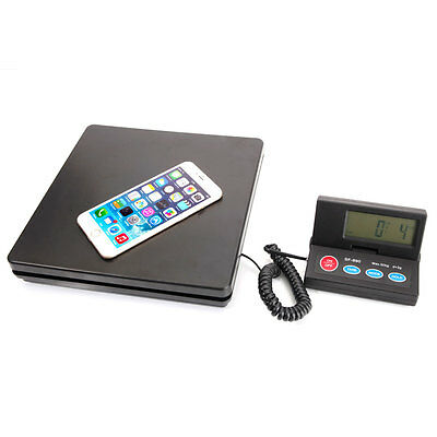 Smart Weigh UPS Digital Shipping Postal Scale Heavy Duty Steel 110lbs LCD Scales