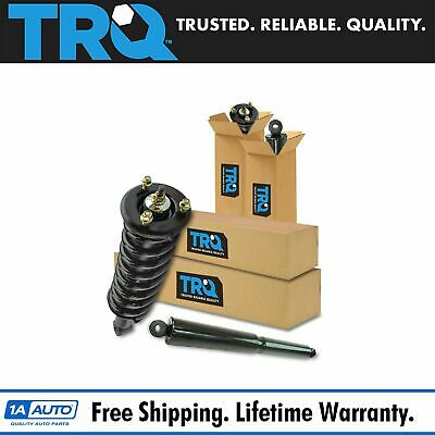 Complete Loaded Strut Shock Absorber Kit Front Rear 4pc for Nissan Frontier New