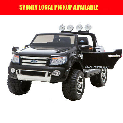Licensed Ford Ranger Electric Ride On Car -Truck Battery With 2.4G remote