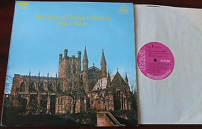 The Organ Of Chester Cathedral Lp Fisher Rca Vics 1644 Nm- (1972) England