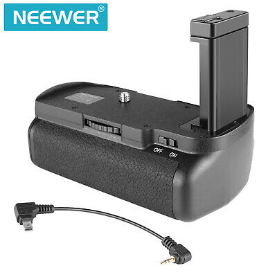 Neewer Pro Vertical Battery Grip for Nikon D5100 5200 D5300 DSLR Camera