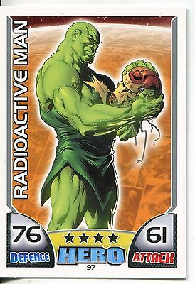 Marvel Hero Attax Series 1 Foil Base Card #33 Hydro-Man
