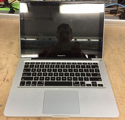"Apple 2011 MacBook Pro 13"" Laptop Intel i5 2.40GhZ - 8GB RAM - 500GB Hard Drive"