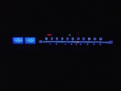 8 LED fuse lamp fits Pioneer Receiver SX-838 SX-737 SX727 SX525 SX535 more tuner