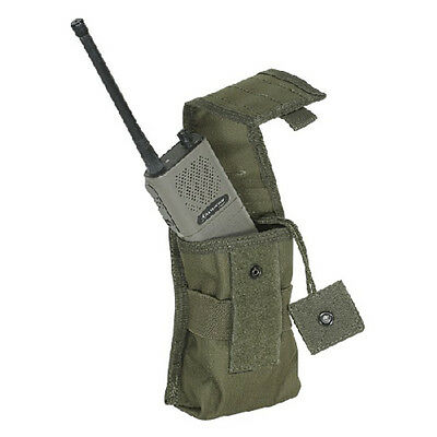 Voodoo Tactical 20-721404000 OD Green Radio Pouch