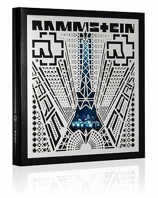 Rammstein - Paris - 4Lp+2Cd+Bluray Deluxe Box Edition New Sealed 2017