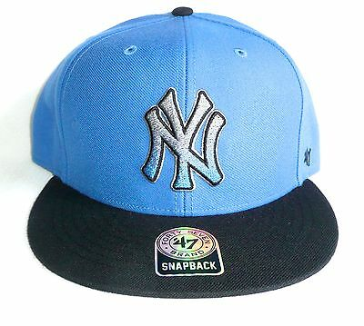 f0769b1253c NEW YORK YANKEES  47 Brand Adjustable Snapback Hat Cap MLB Forty Seven NY