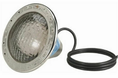Pentair 78428100 Amerlite 120V, 300W, 50' Cord with Steel Face Ring Pool Light