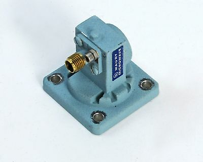Maury Microwave P200A2 Waveguide to 3.5mm Adapter - WR-62, 12.4-18 GHz