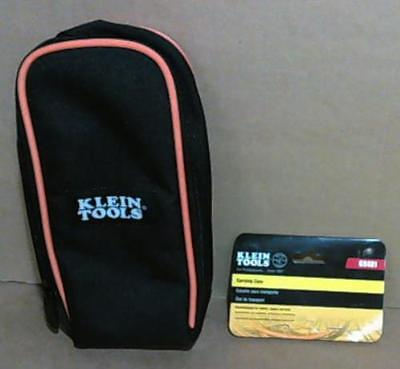 "NEW Klein Tool 69401 Meter Carrying Case 3-1/2""W (89mm) by 9-1/2""H (235mm)"