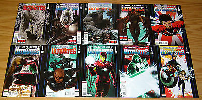 the Ultimates #1-30 VF/NM complete series + 18.1 jonathan hickman - fialkov set