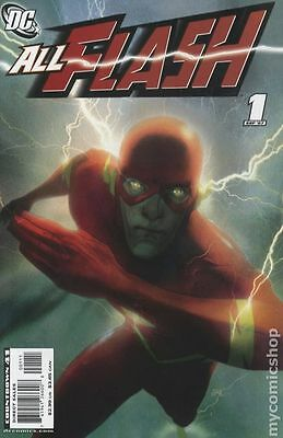 All Flash (2007 DC) #1A VG LOW GRADE