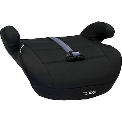 New Axkid Mate Group 2 3 Booster Car Seat Universal Toddler Carseat Black