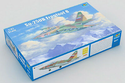 TRUMPETER® 02277 Su-25UB Frogfoot B in 1:32
