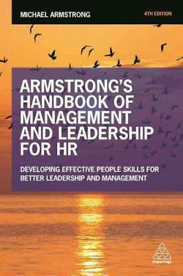 Armstrong's Handbook of Management and Leadership for HR Develo... 9780749478155