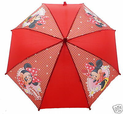 Disney Minnie Mouse Punkte Schirm