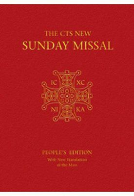 CTS New Sunday Missal: People's Edition with New Translation of the Mass (Miss
