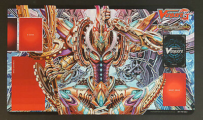 Cardfight Vanguard Playmat - G-BT01 Generation Stride Play Mat - New