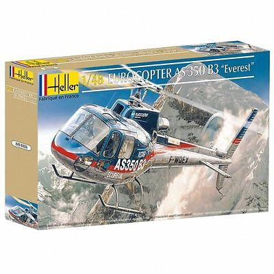 Heller Eurocopter AS 350 Everest Hubschrauber in 1:48 1580488 Glow2B 80488