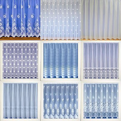 Net Curtains - Lace Curtain Net - Sold By The Metre - Free Postage Great Designs