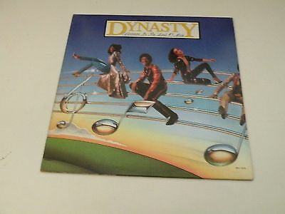 Dynasty - Adventures In The Land Of Music - Lp 1980 Solar Made In U.s..a - Vg++