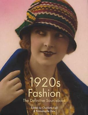 1920s Women's Fashion Reference w Color Photos - Art Deco Flapper Dresses & More