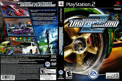 need for speed underground 2 instructions