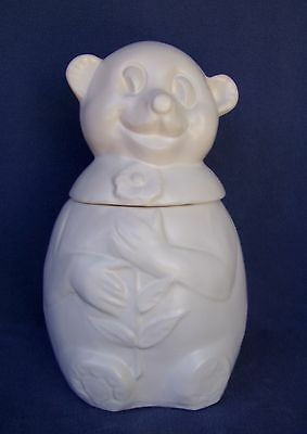 Vintage McCoy Snow Bear Cookie Jar