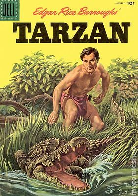 Tarzan (1948-1972 Dell/Gold Key) #76 GD/VG 3.0 LOW GRADE